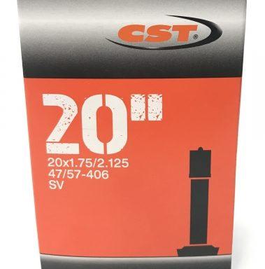 Камера CST 20×1.75/2.125 SV