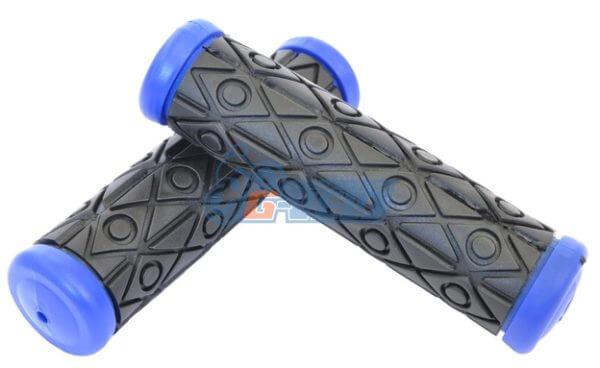 Грипсы Joykie JK-1912 (черно-синий) L-122м купить в гомеле
