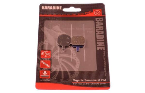 Тормозные колодки Disc — Baradine DS-26