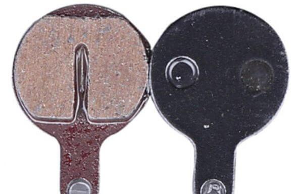 Тормозные колодки Disc — Baradine DS-46 semi