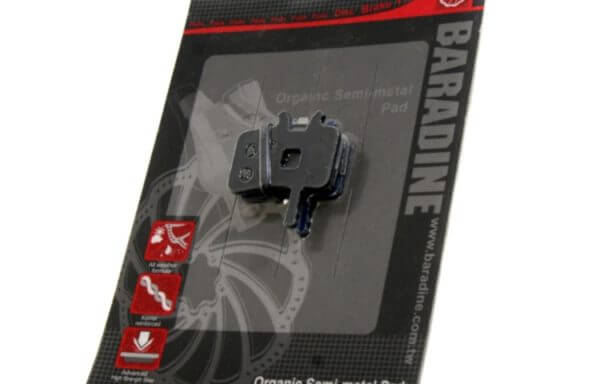 Тормозные колодки Disc — Baradine DS-11
